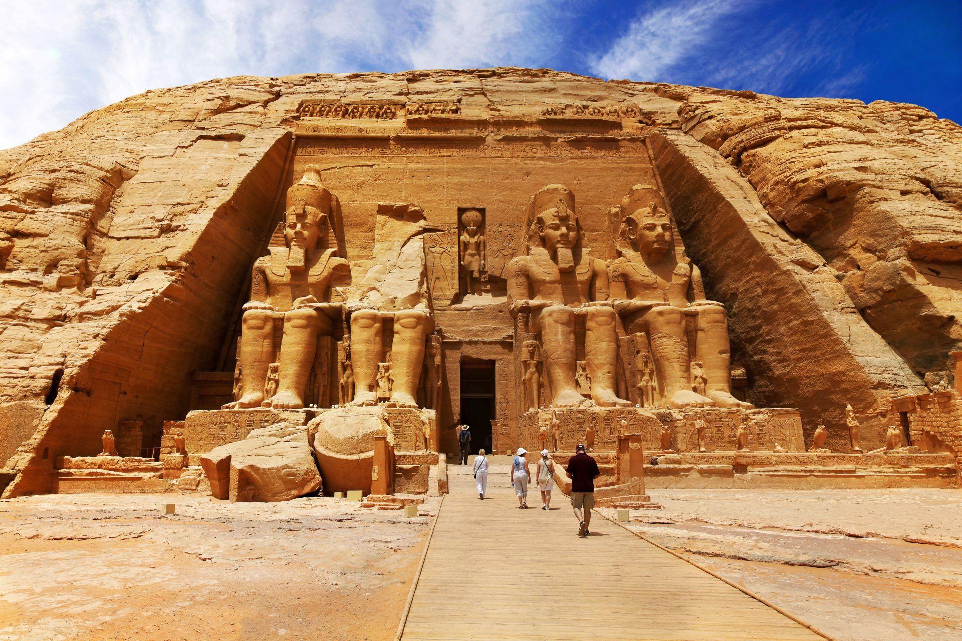 Abu Simbel entdecken auf Aegypten.de