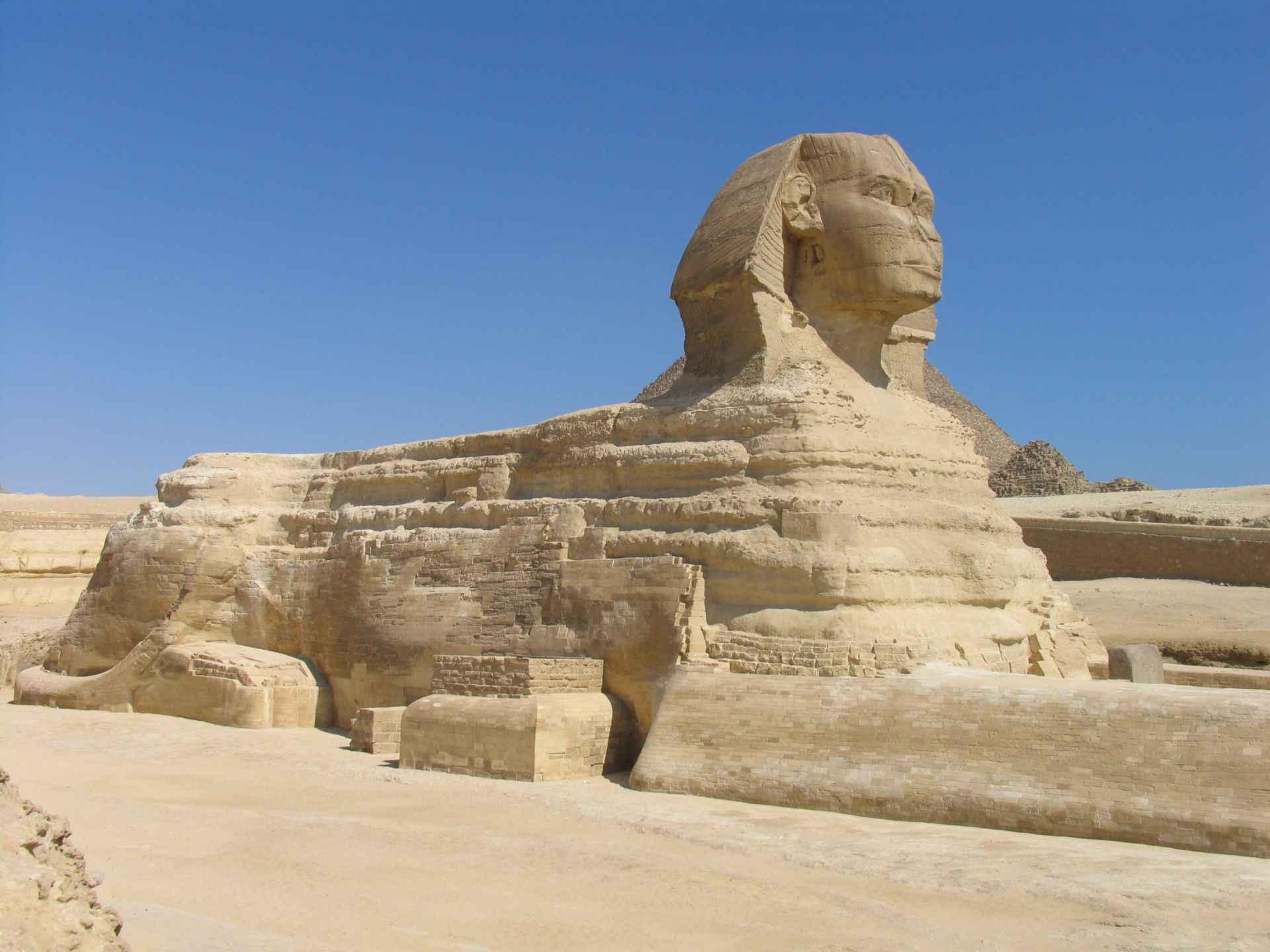 Sphinx In Agypten Informationen Zur Sehenswurdigkeit