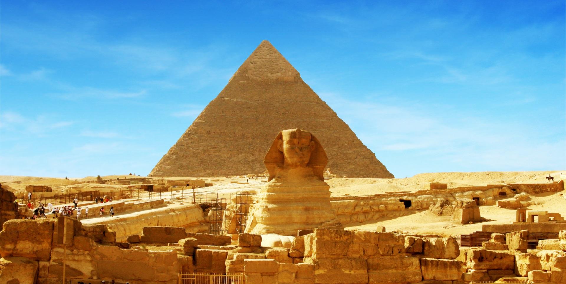 ägypten Pyramide