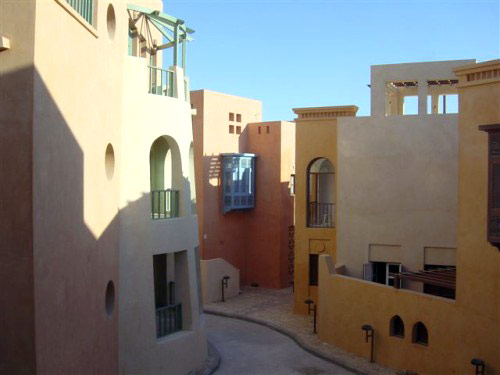 Architektur in El Gouna
