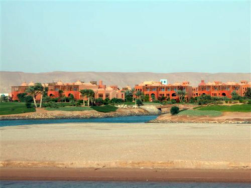 Resort in El Gouna