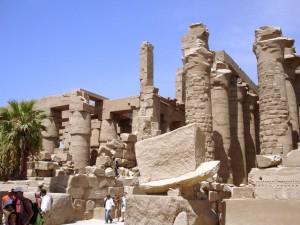 luxor karnak tempel